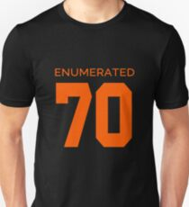 Rep Your Census Year - 70s Generation Unisex T-Shirt