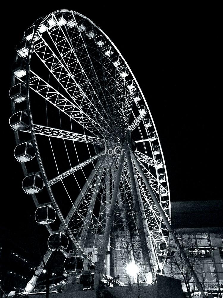 The Night Wheel by JoCr