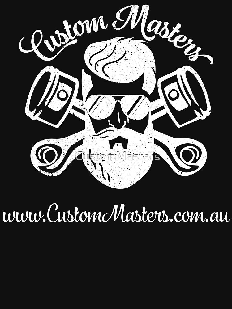 White Custom Masters  by CustomMasters