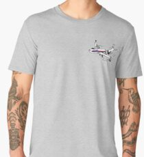 LOST Oceanic 815 Plane Crash Men's Premium T-Shirt