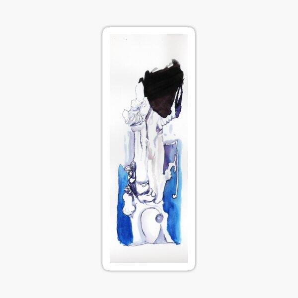 White Tree Sticker