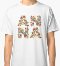 Spring Flowers ANNA Classic T-Shirt