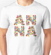 Spring Flowers ANNA Unisex T-Shirt