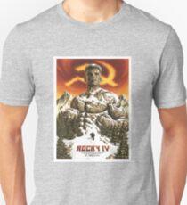 Rocky 4 featuring Ivan Drago Unisex T-Shirt