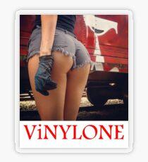 Vinylone train art sticker Transparent Sticker