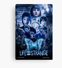 Life is Strange - Cinematic Poster Canvas Print