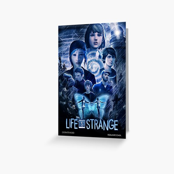 Life is Strange - Cinematic Poster Greeting Card