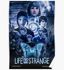 Life is Strange - Cinematic Poster Poster