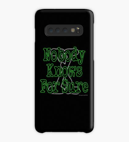 Trump Meets The X-Files Case/Skin for Samsung Galaxy