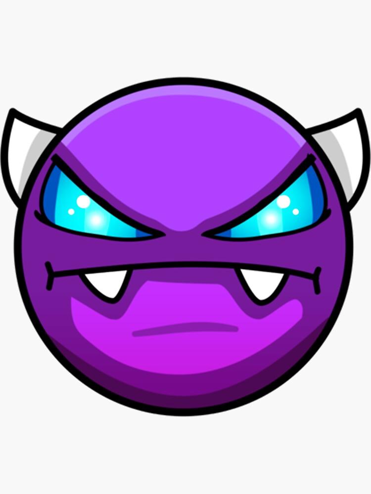 Geometrie-Dash Einfacher Dämon von CoryBaxter