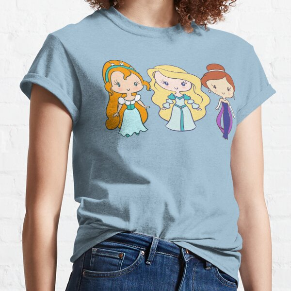 Thumbelina, Odette, and Anastasia - Lil' CutiEs Classic T-Shirt