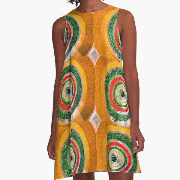 Glass 12 A-Line Dress