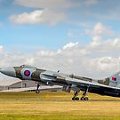 Avro Vulcan XH558 'The Spirit Of Great Britain' by Stephen Liptrot