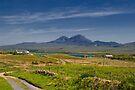 Islay: On the Road to Bunnahabhain by Kasia-D