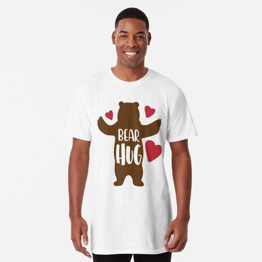 Bear Hug Long T-Shirt