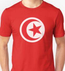 Tunisia Tunisie لجمهورية التونسية Football World Cup 2018 | National Flag | Merchandise • ID-A1  Unisex T-Shirt