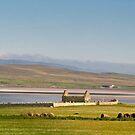 Islay: Churchyard by Kasia-D