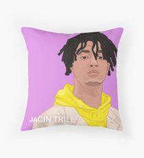 Jacin Trill Throw Pillow