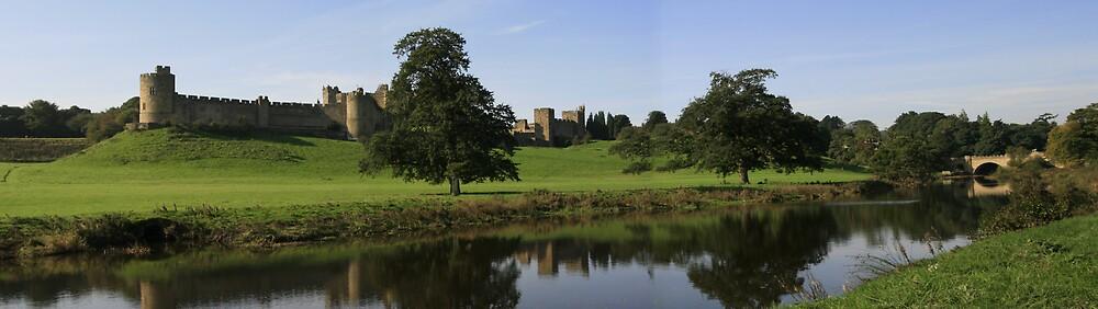 Alnwick CastlePanarama by Waggywag