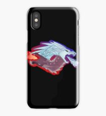 Ice and Flame iPhone Case
