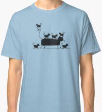 Couple cats Classic T-Shirt