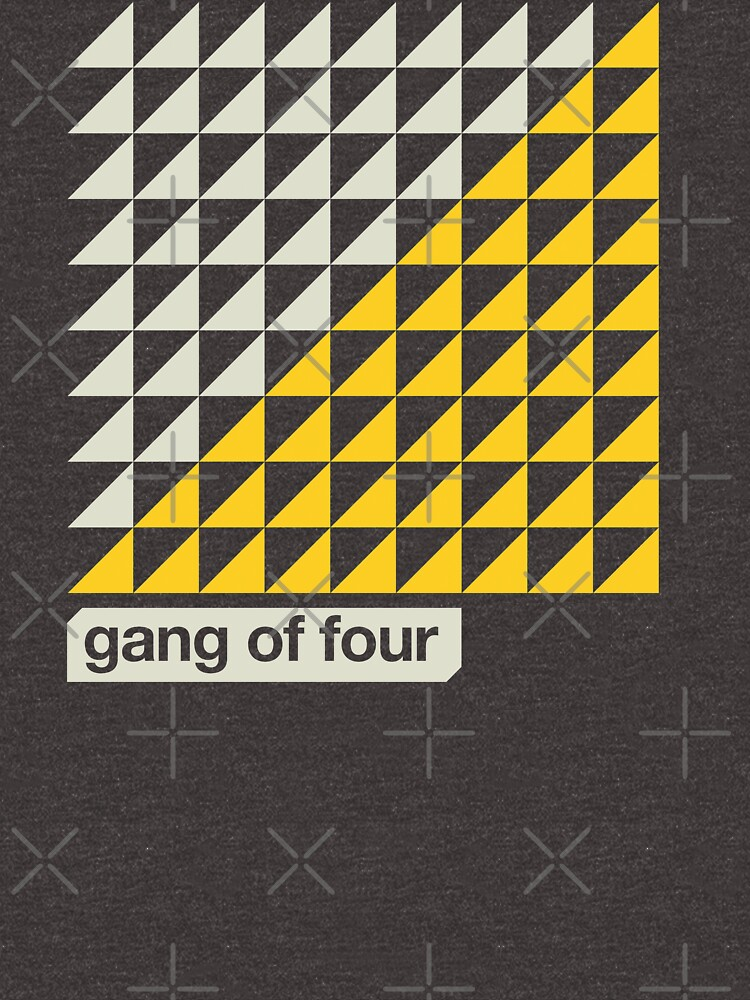 Gang of Four Helvetica by reydefine