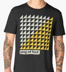 Gang of Four Helvetica Men's Premium T-Shirt