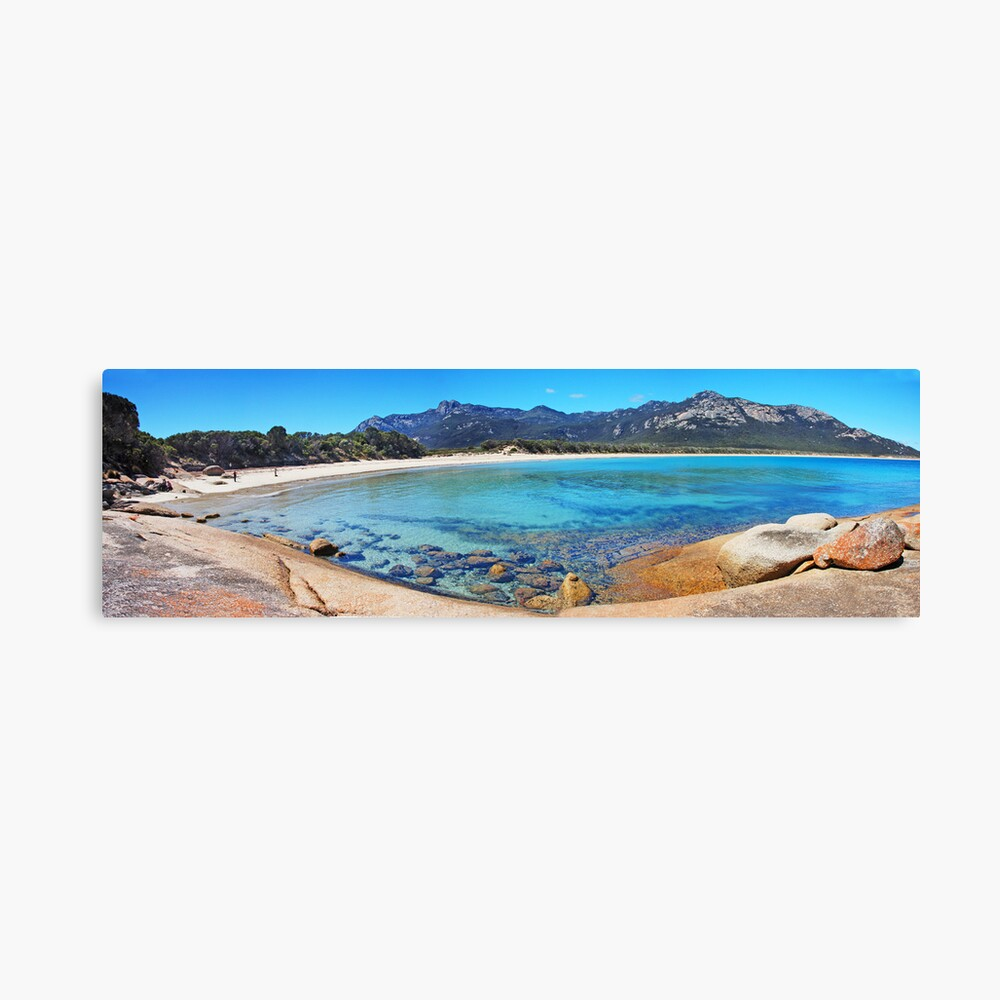 Trousers Point and the Strezlecki range Canvas Print