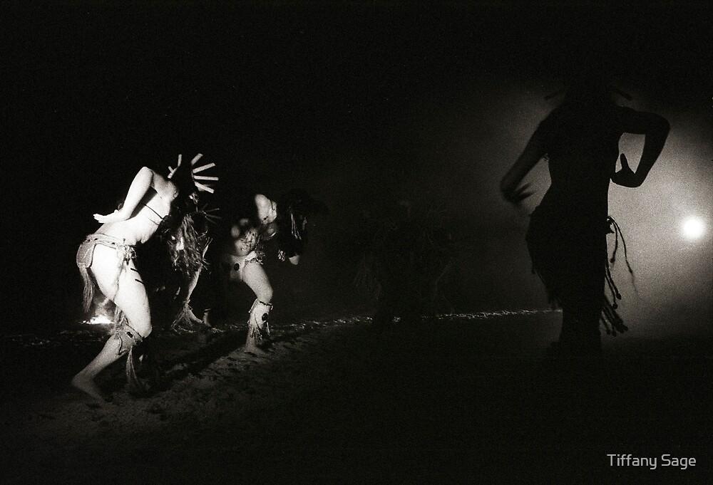 Amazon Dancers by Tiffany Sage