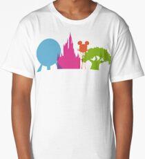 The Magic Icons Long T-Shirt