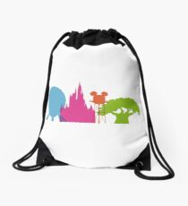 The Magic Icons Drawstring Bag