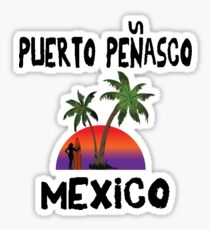 Puerto Penasco Mexico Sticker