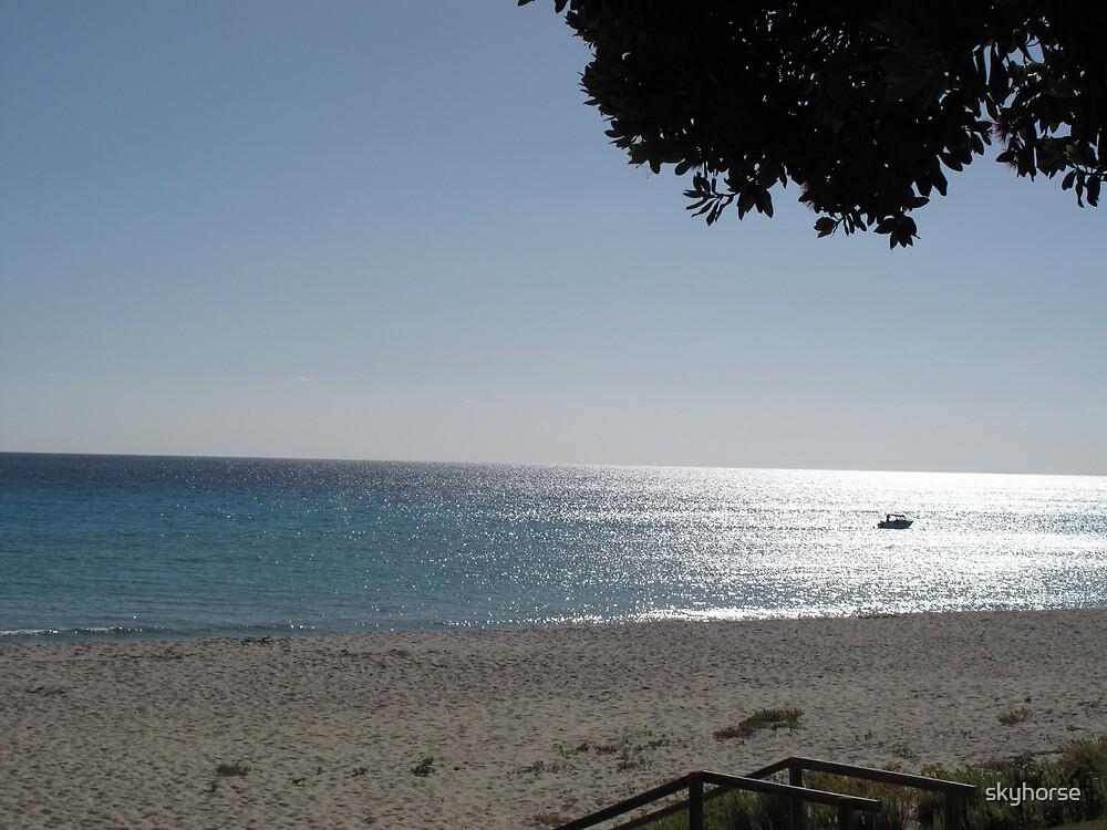 Idyllic Beach by skyhorse