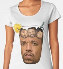 Ice T & Ice Cube - High Quality OG Women's Premium T-Shirt