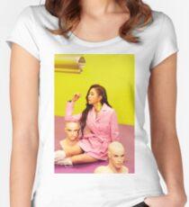 BoA NEGA DOLA Women's Fitted Scoop T-Shirt