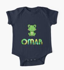 Omar Frog One Piece - Short Sleeve