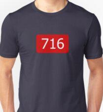716 (Buffalo!) Unisex T-Shirt