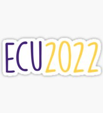 écu 2022 Sticker