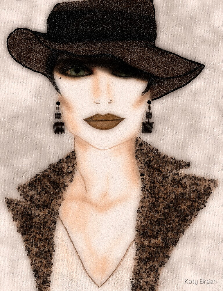 Sophisticated Lady by Katy Breen