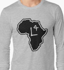 The Haplogroup in You - L4 Long Sleeve T-Shirt