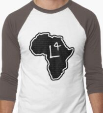 The Haplogroup in You - L4 Men's Baseball ¾ T-Shirt