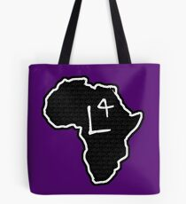 The Haplogroup in You - L4 Tote Bag