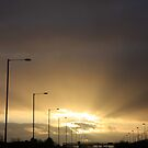 belfast eventide. by aunidan