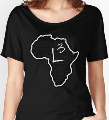 The Haplogroup in You - L3 Women's Relaxed Fit T-Shirt
