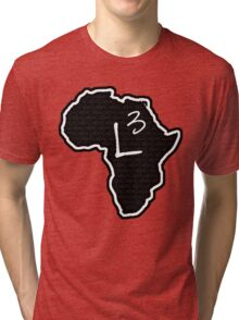 The Haplogroup in You - L3 Tri-blend T-Shirt