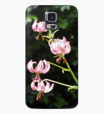 Lilium martagon (Turk's cap lily) Case/Skin for Samsung Galaxy