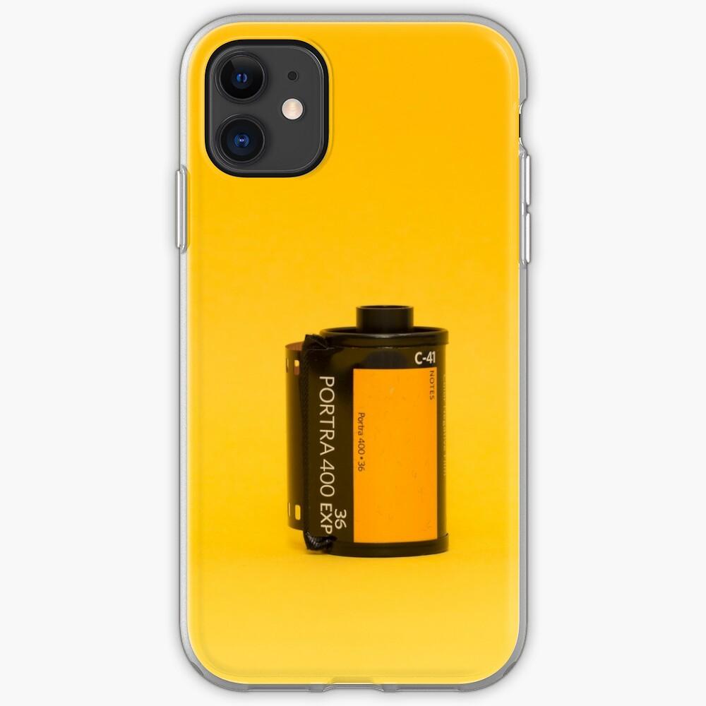 Kodak Portra 400 Analog Film Iphone Case Cover By Talg777 Redbubble