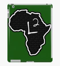 The Haplogroup in You - L2 iPad Case/Skin