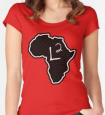 The Haplogroup in You - L2 Women's Fitted Scoop T-Shirt