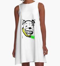 Oh Happy dog A-Line Dress